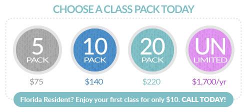 Iyengar Yoga, Delray Beach, Class Packs